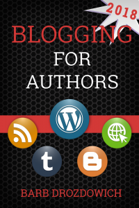 blog training for authors